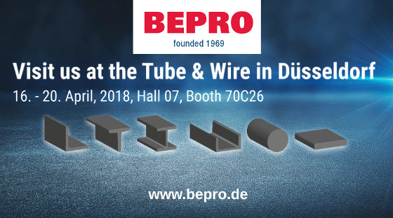 Visit us at the Tube & Wire