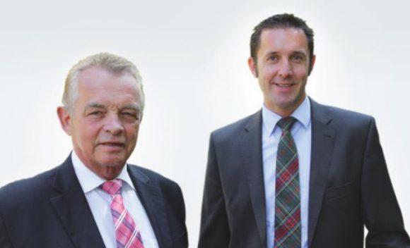 Peter Schorr und Sören Filipczak