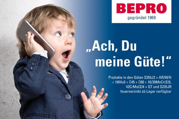 """""""Ach, Du meine Güte!"""""""