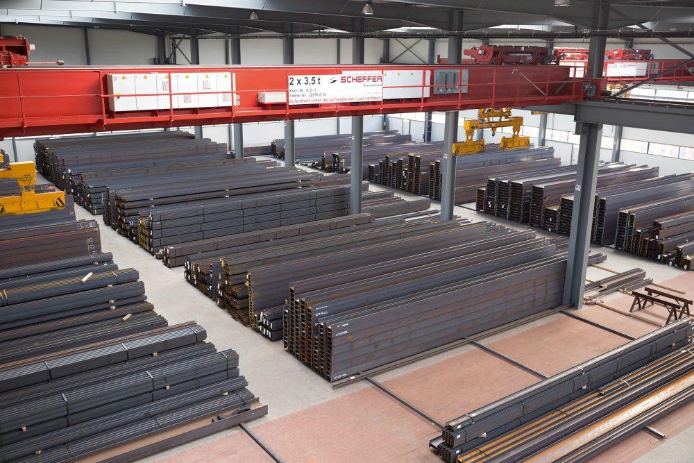 BEPRO Stahlhandel Profile Formstahl Träger Lieferant S355 S355J2