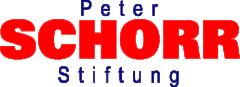 Peter Schorr Stiftung